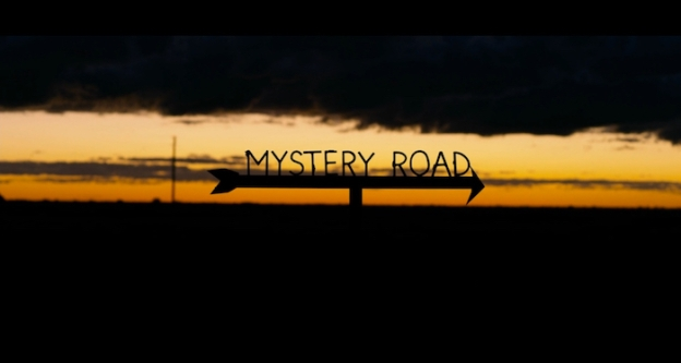 Mystery Road title screen