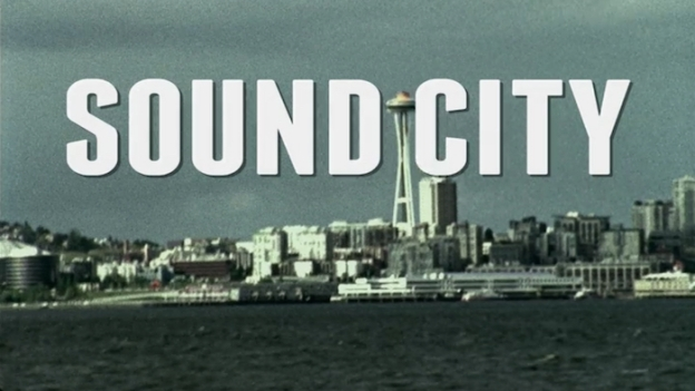 Sound City title screen