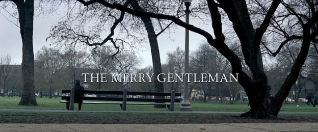 The Merry Gentleman title screen