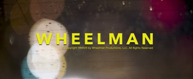 Wheelman title screen
