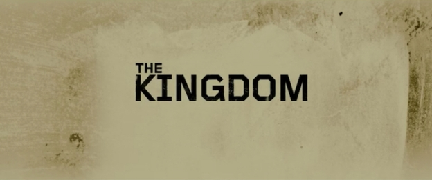 The Kingdom title screen