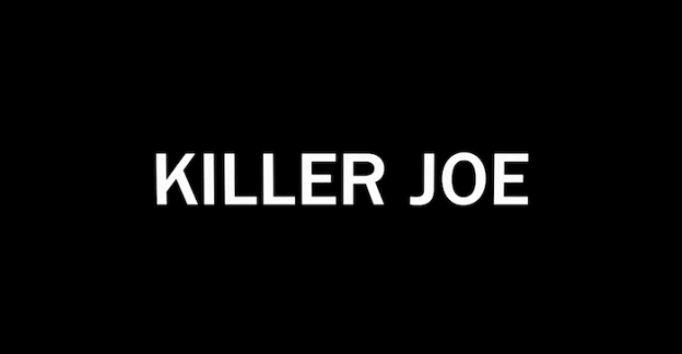 Killer Joe title screen