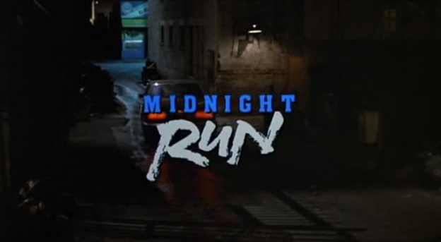 Midnight Run title screen