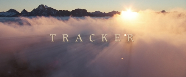 Tracker title screen