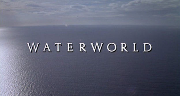 Waterworld title screen