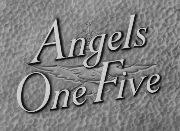 Angels One Five title screen