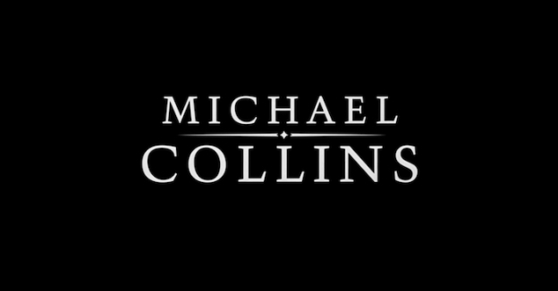 Michael Collins title screen