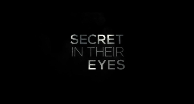 Secret In Their Eyes title screen