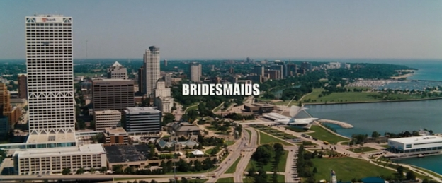 Bridesmaids title screen