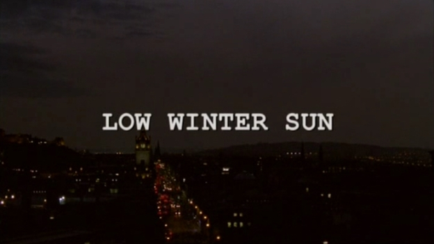 Low Winter Sun title screen