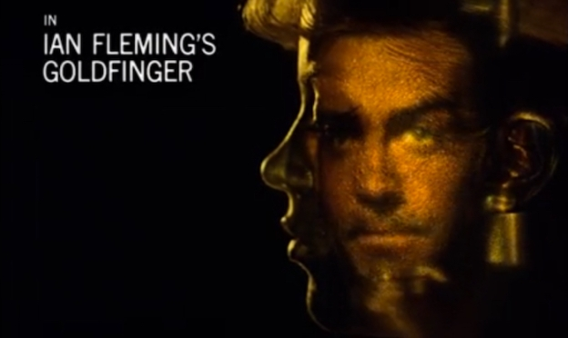 Goldfinger title screen