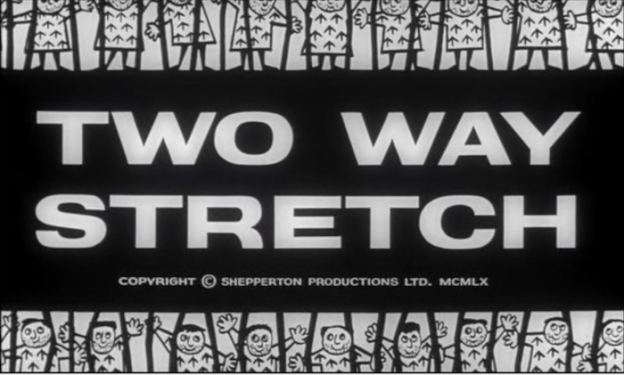 Two-Way Stretch title screen