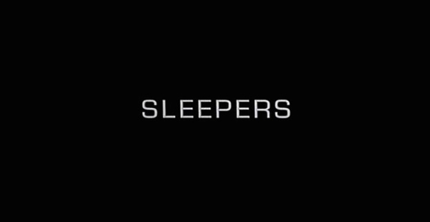 Sleepers title screen