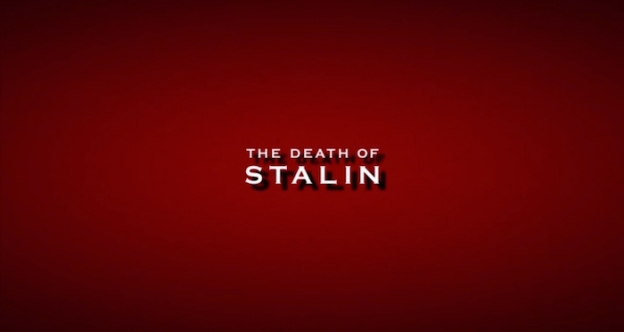 The Death Of Stalin title screen