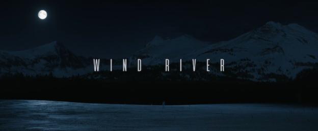 Wind River title screen