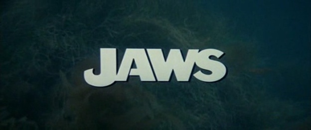 Jaws title screen