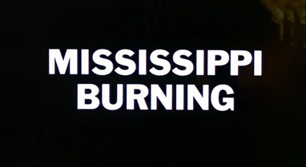 Mississippi Burning title screen