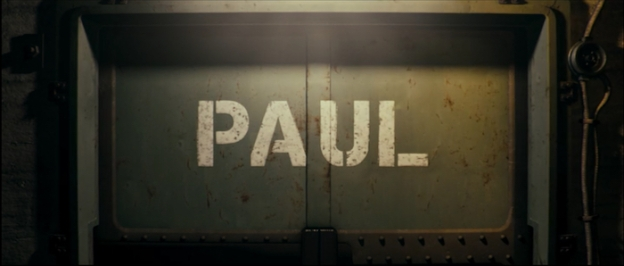 Paul title screen