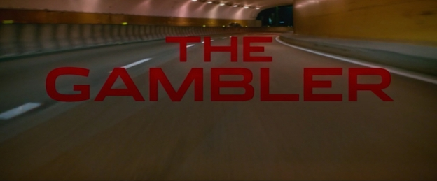 The Gambler (2014) title screen