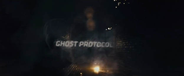 Mission: Impossible - Ghost Protocol title screen