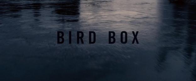 Bird Box title screen