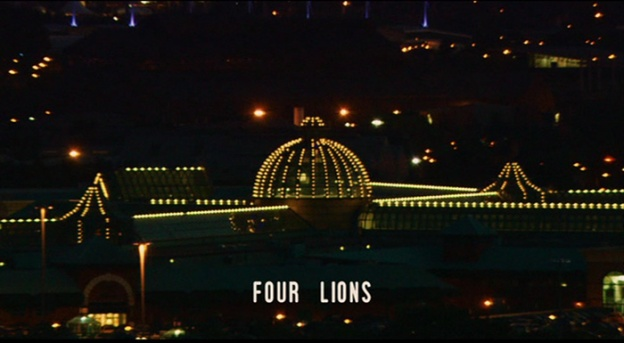 Four Lions title screen