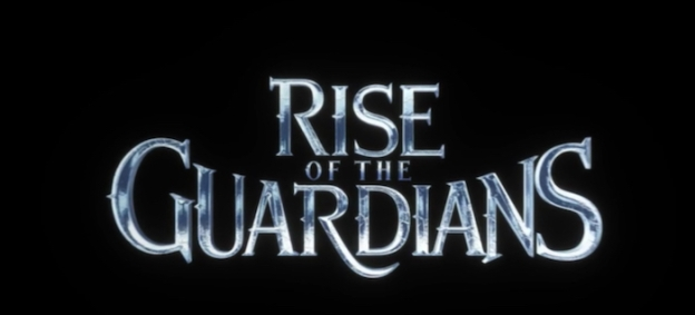 Rise Of The Guardians title screen