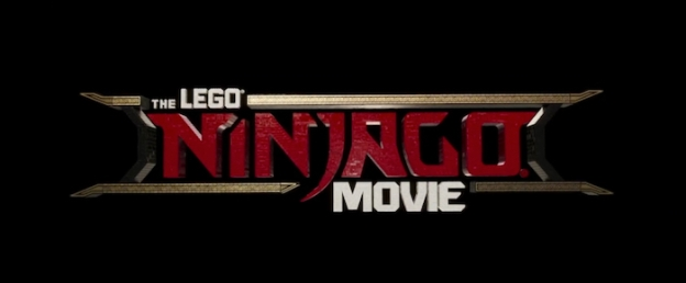 The Lego Ninjago Movie title screen