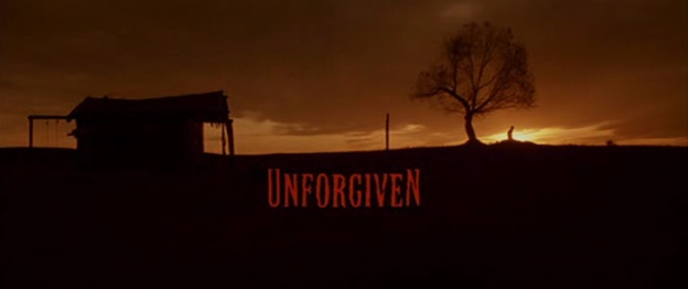 Unforgiven title screen