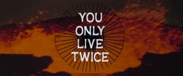 You Only Live Twice title screen