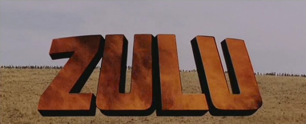 Zulu title screen