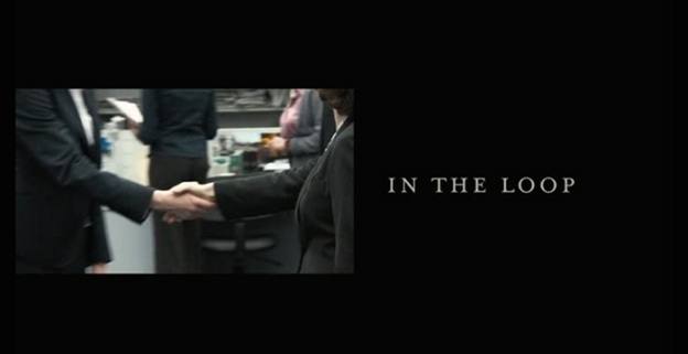 In The Loop title screen