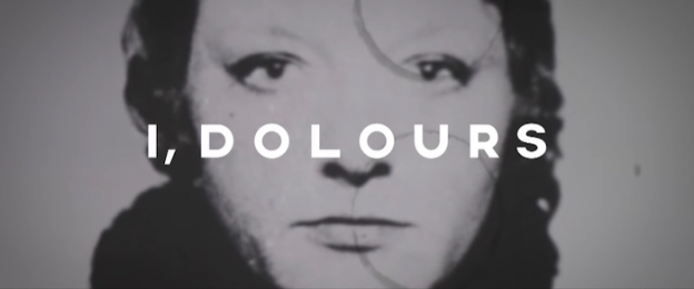 I, Dolours title screen