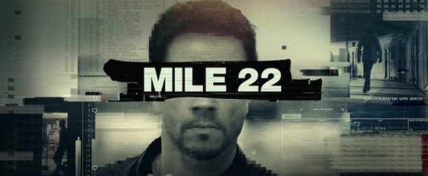 Mile 22 title screen