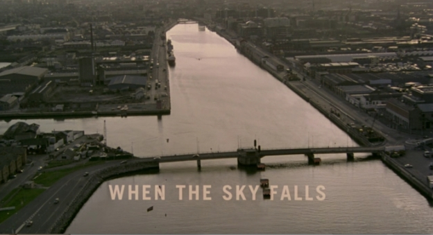 When The Sky Falls title screen
