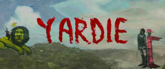 Yardie title screen