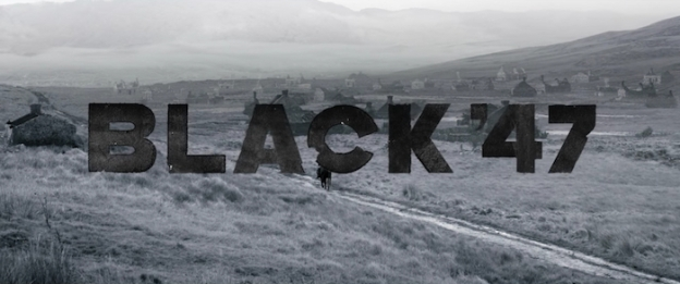 Black '47 title screen