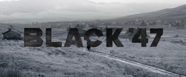 Black '47 title screen