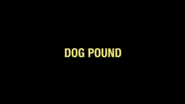 Dog Pound title screen