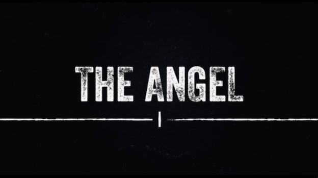 The Angel title screen