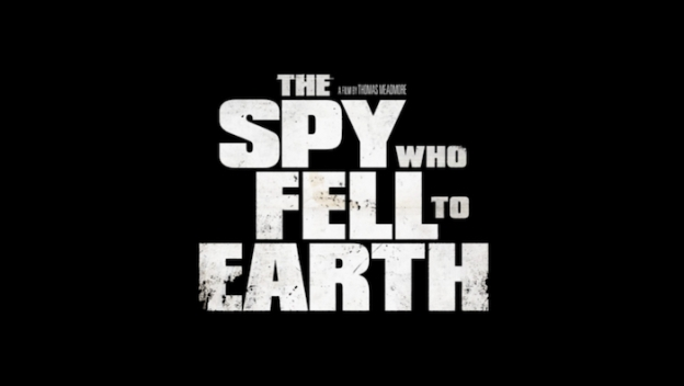 The Spy Who Fell To Earth title screen