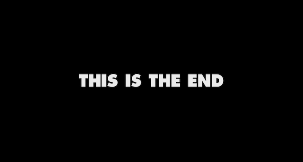 This Is The End title screen