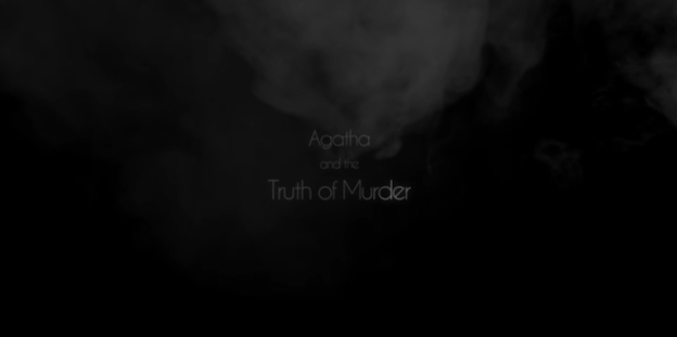 Agatha And The Truth Of Murder title screen