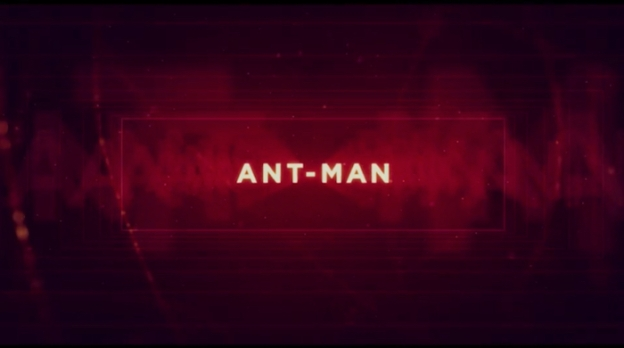 Ant-Man title screen