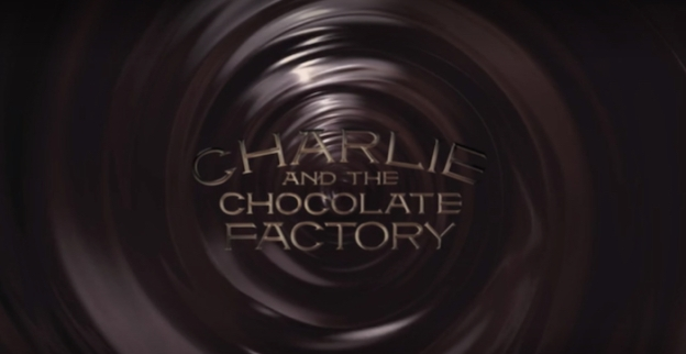 Charlie And The Chocolate Factory title screen
