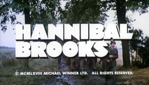 Hannibal Brooks title screen