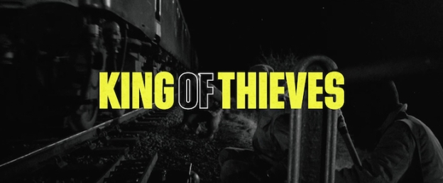 King Of Thieves title screen