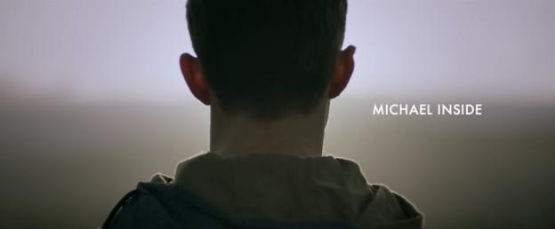 Michael Inside title screen