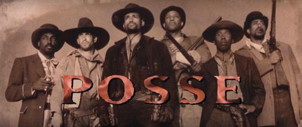 Posse title screen