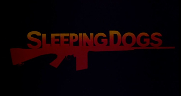Sleeping Dogs title screen